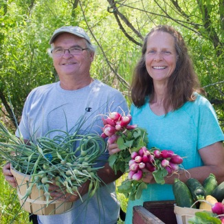 Red Ridge Farm - Ami and Jim3square