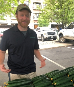 John Edmonds w Cukes at OPFM